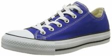 Converse Men's Chuck Taylor All Star Ox Sneaker, Blue