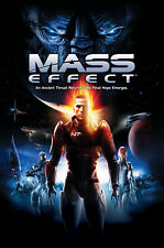MARS EFFECT POSTER MOVIE POSTER A2,A1,61x91cm(24x36inch)