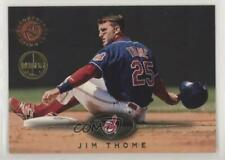 1995 Topps Stadium Club Members Only #147 Jim Thome Cleveland Indians Card