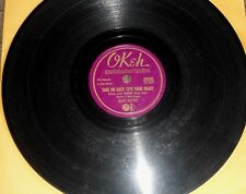 78 rpm Gene Autry 8 Records, Rudolph the Red Nosed Reindeer, Okeh, Columbia
