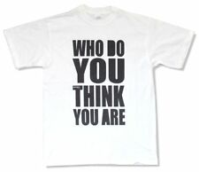 The Spice Girls Who do You Think You Are? Adult White T Shirt New Official Merch