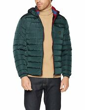 jacket mens quilted REFRIGIWEAR mod. HUNTER F/W 2017-2018 Col. green