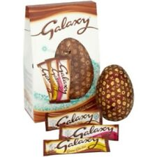 Galaxy Easter Indulgence Egg Luxurious Galaxy Chocolate Bars New