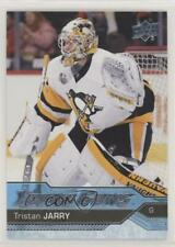 2016 Upper Deck #466 Young Guns Tristan Jarry Pittsburgh Penguins RC Hockey Card