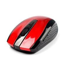 2.4GHz Wireless Optical Mouse Mice+USB Receiver for PC Laptop Macbook