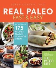 Real Paleo Fast & Easy (Paperback or Softback)