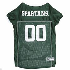 MICHIGAN STATE SPARTANS NCAA Pet Dog Sports Jersey (sizes) NEW