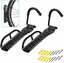 Bicycle Hook Wall Hanger Storage Mount Heavy Duty Holder Rack Stand with Screws