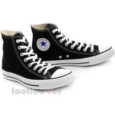 Converse Chuck Taylor Shoes M9160C All Star Mens Womens Hi Black Casual Sneakers