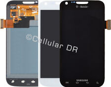 Samsung T989 T-Mobile Galaxy S2 LCD Display Touch Screen Digitizer Black White