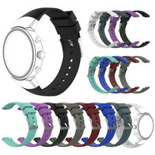 Silicone Replacement Sports Watch Band Strap for ASUS ZENWATCH 3 Smart Watch