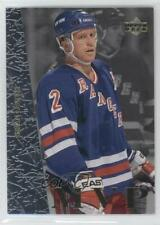 1996 Upper Deck Collector's Choice MVP #UD30 Brian Leetch New York Rangers Card