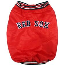BOSTON RED SOX MLB Dog Pet Dugout Jacket (all sizes)