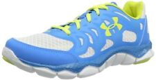 Under Armour Women's UA Micro G Engage Running Shoes, Blue
