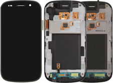 Samsung Nexus S 4G D720 I9020 LCD Display Touch Screen Digitizer Window Frame