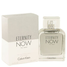 Eternity Now by Calvin Klein Cologne for Men 3.4 oz EDT Spray * New in Box *