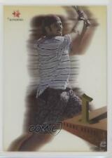 1996 Intrepid Blitz ATP Tour Rated 1 #R1 Andre Agassi Tennis Card