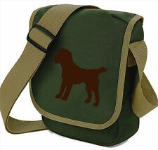 Border Terrier Bag Dog Walkers Shoulder Bags Handbags Birthday Gift