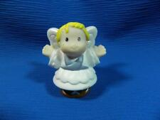 Fisher Price Little People Nativity Angel Christmas Figure ~ EXCELLENT!