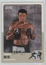 2011 Topps UFC Title Shot Legacy #L-9 Frank Mir Rookie MMA Card