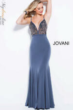 Jovani 52138 Long Evening Dress ~LOWEST PRICE GUARANTEE~ NEW Authentic Gown