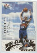 2000 Fleer Ultra Air Club For Men #12AC Jason Kidd Phoenix Suns Basketball Card