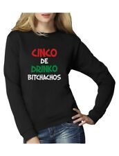 Cinco De Drinko Bitchachos - Cinco De Mayo Women Sweatshirt Gift Idea