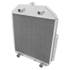 Ford 1/2 Ton Pickup 42-47 Champion Cooling Systems All-Aluminum Radiator (Fits: 1947 Ford)