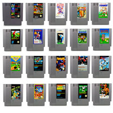 Nes Game 3 in 1 California Games Punch-Out Nintendo World Cup Track & Field II