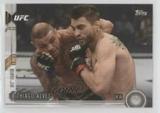 2015 Topps UFC Chronicles #25 Thiago Alves Rookie MMA Card