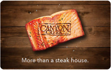 Canyon Creek Gift Card $25, $50, or $100 - Email Delivery
