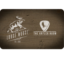 Loose Moose Gift Card $25, $50, or $100 - Email delivery