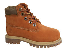 Timberland 6Inch Premium WP Waterproof Toddlers Boots Nubuck Leather A1BD9 D5