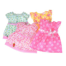 Lovely Doll Dress Clothes Fit 18 Inch American Girl 43cm Baby Born Zapf Doll HU