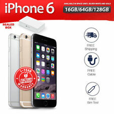 Apple iPhone 6 16 64 128GB Space Gray Gold Silver Factory Unlocked Smartphone UT
