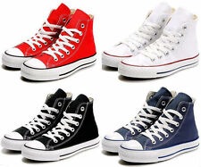 Women Man ALL STARs Chuck Taylor Ox Low High Top shoes Canvas Sneakers