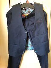 boys trousers, matching waistcoat, shirt and tie Next age 8-9years