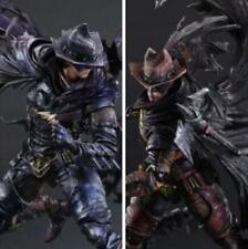 Play Arts Kai Batman Wild West Cowboy 2 Colours Action Figure DC Comics Toy Doll