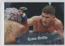 2010 Topps UFC Main Event Black #52 Tyson Griffin MMA Card