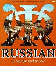 Russian Language and People, Culhane, P.T., Used; Good Book