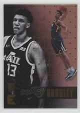 2017-18 Panini Essentials #93 Tony Bradley Utah Jazz RC Rookie Basketball Card