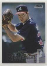 2018 Topps Stadium Club #208 Greg Maddux Atlanta Braves Baseball Card