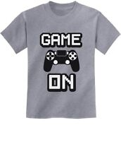 Game On - Awesome Gift For Gamers - Gaming Gamer Youth Kids T-Shirt Video Game