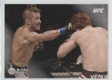 2015 Topps UFC Knockout Silver #42 Ian McCall MMA Card