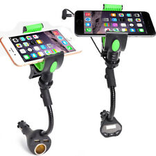 Universal Car Mount USB Charger Holder Cradles for iPhone Samsung Huawei Xiaomi