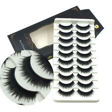 Gam-Belle® 10 pairs/lot Cheap False Eyelashes Lot Thick Long Lashes 3D Soft Hair