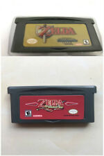 Legend of Zelda Minish Cap/Four Swords Card For Game Boy Advance GBA SP NDS NDSL