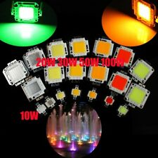 Super Bright High Power LED Chips Bead SMD FloodLight  Bulb 10W 20W 50W 100W DIY