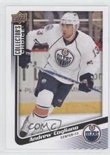 2009-10 Upper Deck Collector's Choice #64 Andrew Cogliano Edmonton Oilers Card