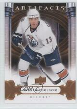 2009-10 Upper Deck Artifacts #95 Andrew Cogliano Edmonton Oilers Hockey Card
